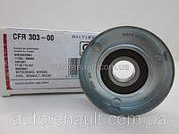 Ролик натяжителя железный Рено Мастер II 1.9 dCi (без конд.) Caffaro (Польша) 30300