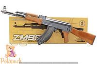 Детский Автомат ZM 93 Калашникова