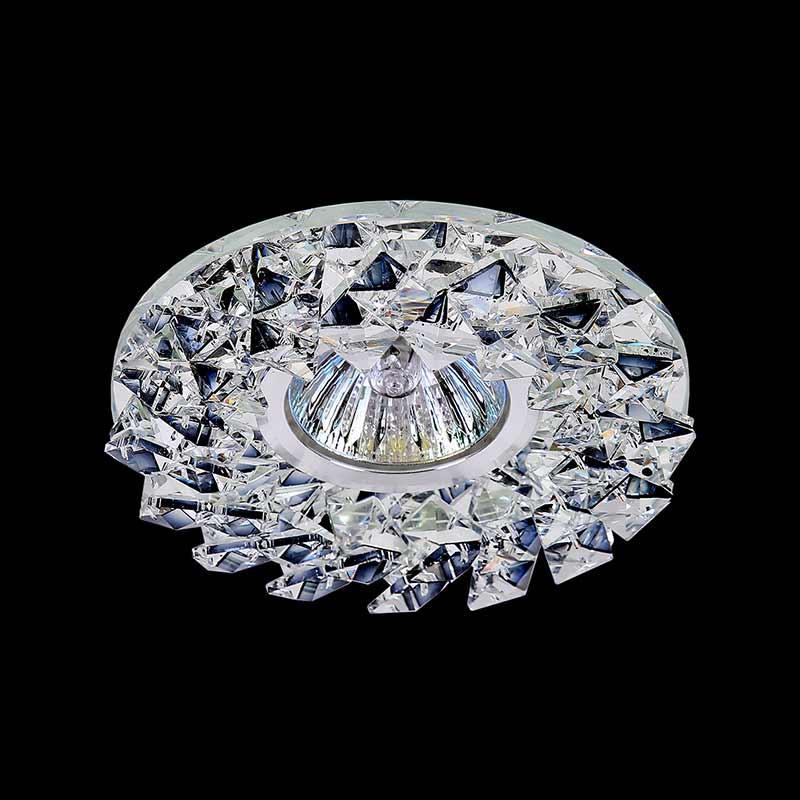 Точечный хрустальный светильник LS-11862 BK LS-11862 BK