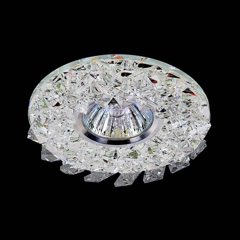 Точечный хрустальный светильник LS-11862 WH LS-11862 WH