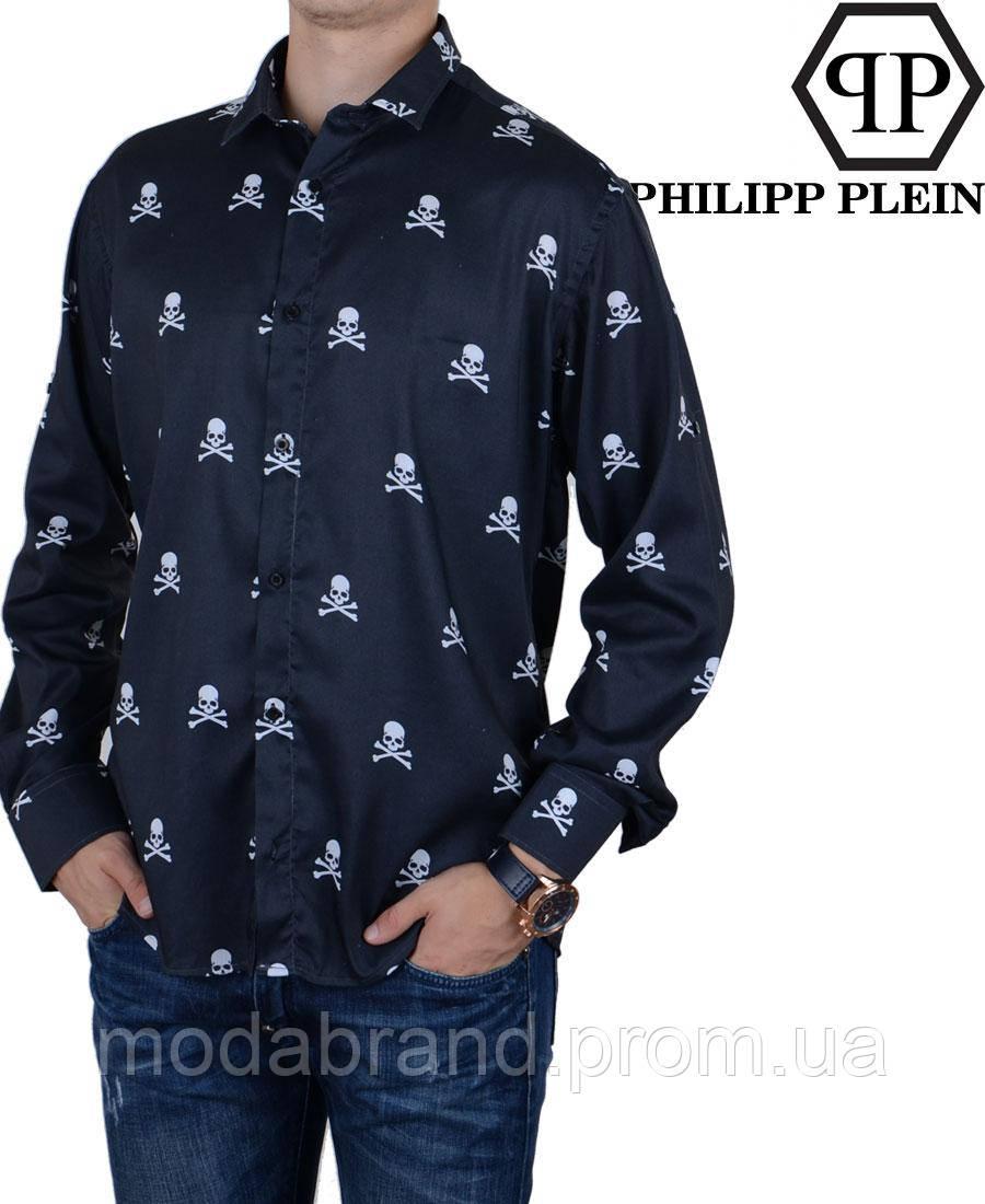 1ed6546df57 Стильная мужская рубашка Philipp Plein -