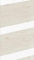 ZZ-6 натуральный светлый (69 х 210 см) - рулонные шторы  Vidella ( Виделла) Zebra