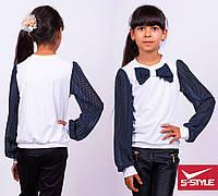 Интересная блуза для школы