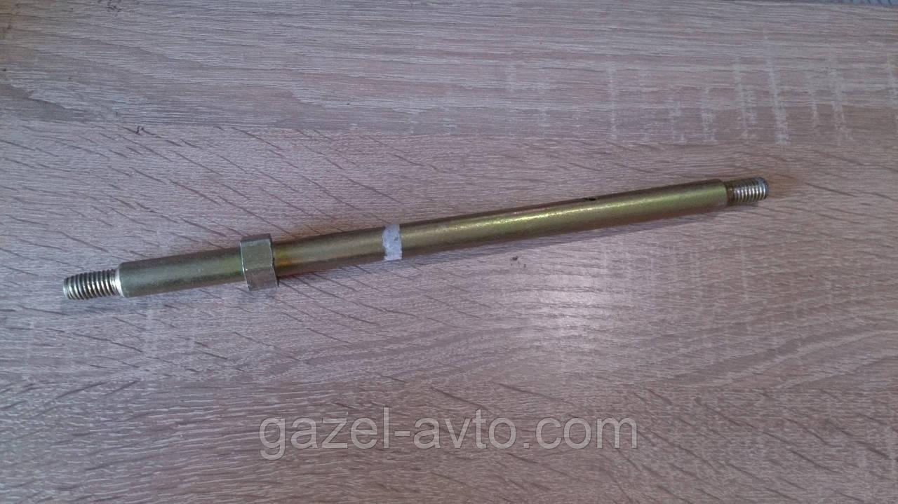 Ось педалей сцепления и тормоза Газель,Соболь (пр-во Украина)