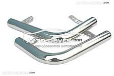 Защита задняя Mercedes-Benz V-klass W447 / Vito III, Турция, кор (L1) / сред (L2) / экстра длин (L3) базы