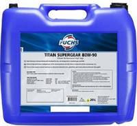 Fuchs Titan SuperGear 80w-90 20L