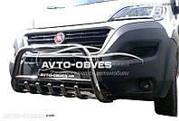Кенгурятник Peugeot Boxer 2015-..., Турция
