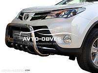 Кенгурятник Toyota Rav-4 2013-2016, Турция