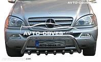 Кенгурятник Mercedes-Benz ML163, Турция