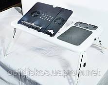 Столик - охлаждающая подставка под ноутбук E-Table, фото 2