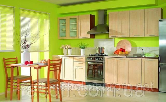Кухня в стиле минимализм МДФ пленочный 016