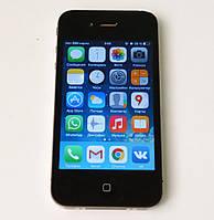 Apple iphone 4 8GB Black  Neverlock Оригинал!