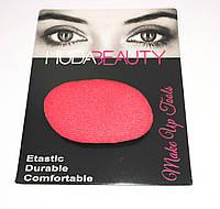 Двойной спонж Huda Beauty: силикон+губка