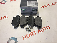 Колодки тормозные задние Geely  Emgrand-X7 2.0.Пр.LPR.Италия.