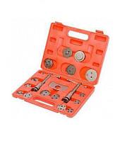 Съемник тормозных цилиндров дисковых тормозов Alloid НС-4018 (18 предметов)