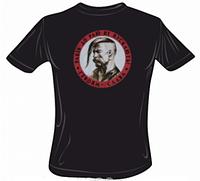 """Мужская футболка """"Рабів до раю не пускають"""""""