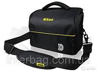 Чехол-сумка Nikon, чехол Никон + дождевик + ремень