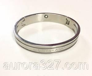 Мужской браслет Montblanc из стали