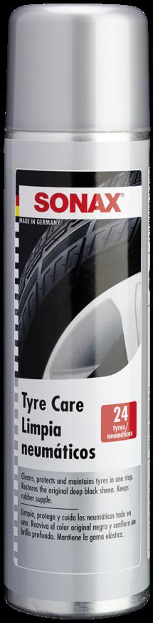 Пенный очиститель для шин SONAX Tyre Care 400 мл