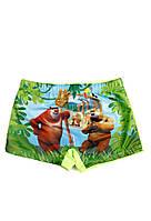 Плавки-шорты для мальчиков DISNEY