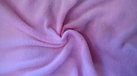 Флис розовый(pink) плотность 190 гр\м2, ширина 155см.  Купить оптом в Украине.