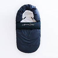 Зимний конверт /кокон Armani baby для новорожденного