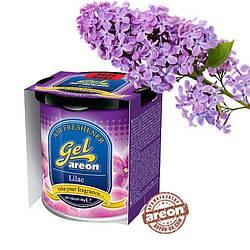 Ароматизатор воздуха Areon Gel Can Lilac