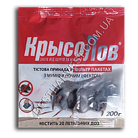 Крысолов тесто 200 г, оригинал