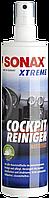 Очиститель-полироль для пластика с матовым эффектом SONAX XTREME Cockpit Cleaner Matt Effect 300 мл, фото 1