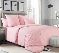 Ткань для постельного белья, поплин (хлопок) Роза