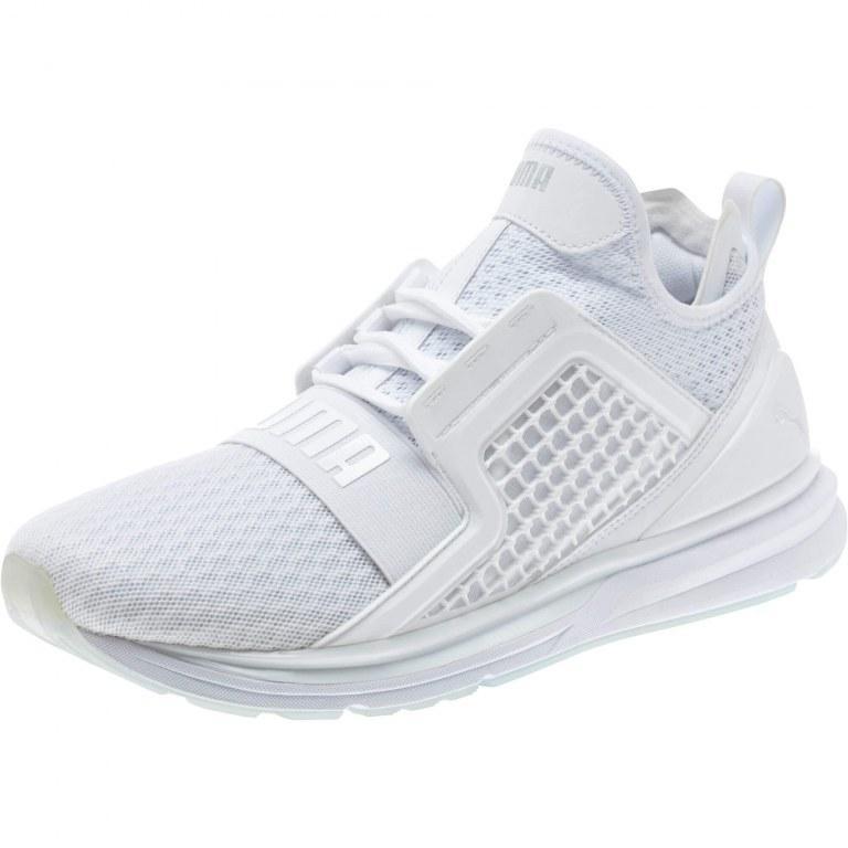 Puma Ignite Limitless Core White. Интернет магазин спортивной обуви.  Мужские кроссовки. f60a97a89f2c2