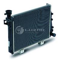 Радиатор охлаждения 2107 (медь) (LRc 01070c) ЛУЗАР