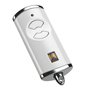 Пульт Hormann HSE 2 BS (блискучий білий) автоматики для воріт