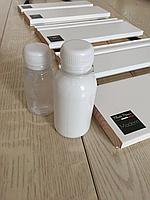 Фарба для підкрасів стиків для білого плінтуса