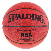Мяч баскетбольный Spalding №5 PU NBA Gold Распродажа!