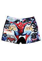 Плавки-шорты для мальчиков Человек-паук