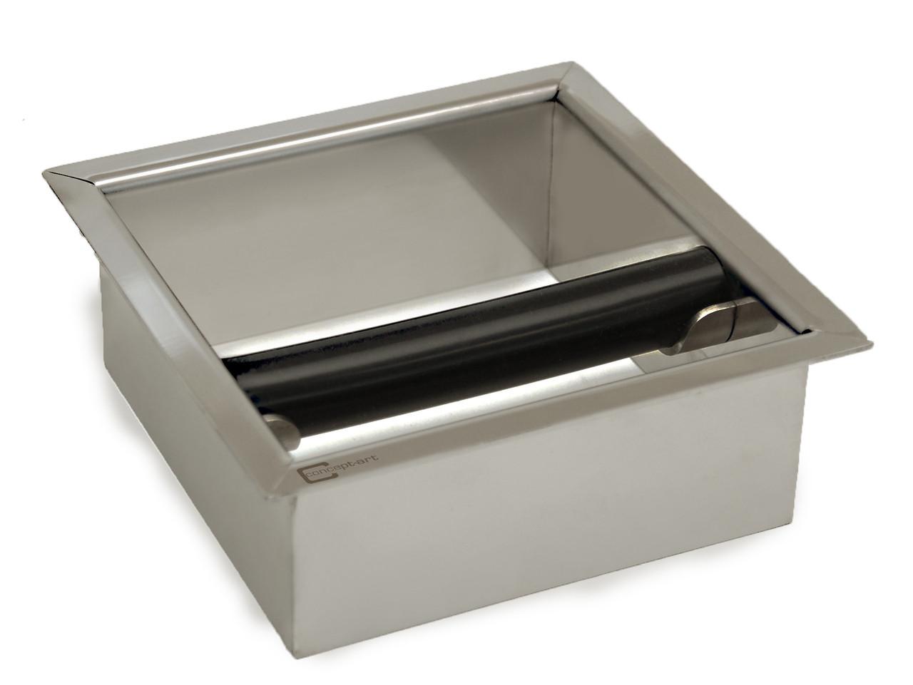 Нок-бокс стальной Joe Frex Counter Top S для кофейного жмыха
