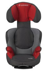 Автокресло в машину для ребенка 3-12 лет Maxi-Cosi Rodi Fix Tango Red