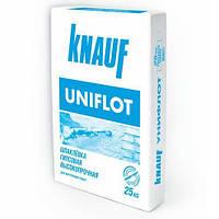 Гипсовая шпаклевка для стыков Кнауф Унифлотт (Knauf Uniflott) (25 кг)