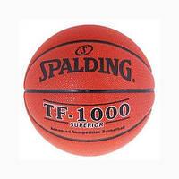 Мяч баскетбольный Spalding №7 PU TF-1000 Superior. Распродажа! Оптом и в розницу1