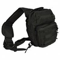 Сумка Shoulder Waist Bag черная