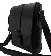 S-9302 DIZAR сумка кожа черная
