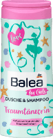 Шампунь-гель детский Balea Dusche&Shampoo for girls Traumtanzerin 300ml