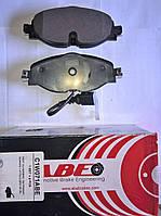 Тормозные колодки передние  Skoda Octavia A7