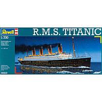 Сборная модель Revell Пароход R.M.S. Titanic 1:700 (5210)