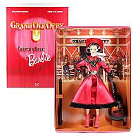 "Кукла Барби Коллекционная  1997 Barbie Grand Ole Opry Country Rose 12"" Figure by Mattel"