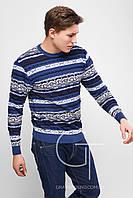 Мужской свитер с рисунком