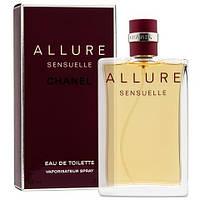 Женская туалетная вода Chanel Allure Sensuelle