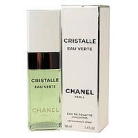 Женская туалетная вода Сhanel Cristalle eau Verte