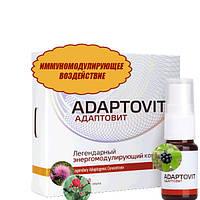 Энергомодулирующий комплекс «Адаптовит» со спреем (10 мл)